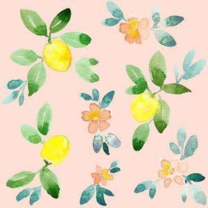 Lemons – Pink