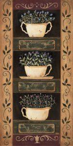 Teacup Herbs I