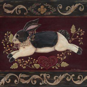 Folk Bunny II