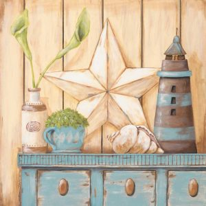 Coastal Cupboard I