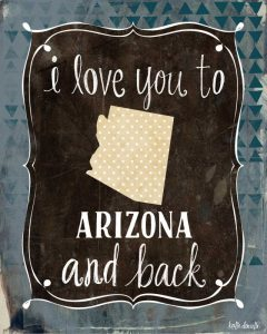 Arizona and Back
