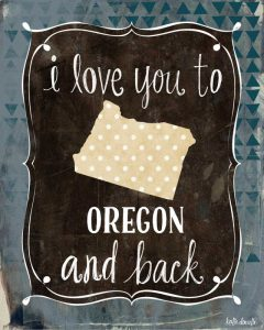Oregon and Back