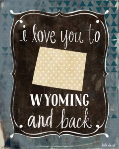 Wyoming and Back