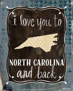North Carolina and Back