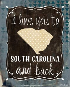 South Carolina and Back