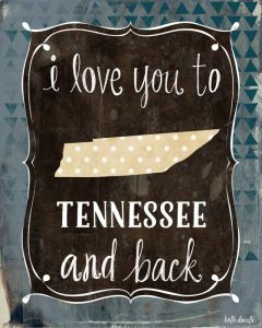Tennessee and Back