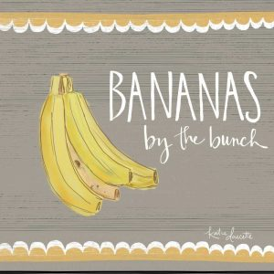 Bananas by the Bunch