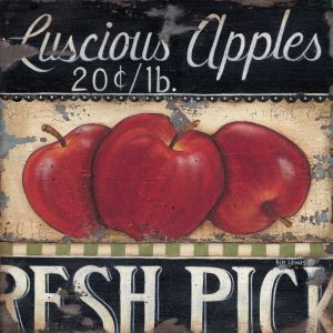 Luscious Apples