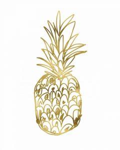 Golden Pineapple III