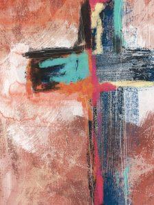 Contemporary Cross V