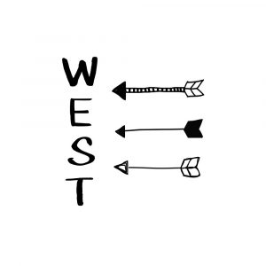 West with Arrows