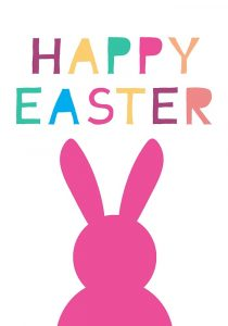 Modern Easter Bunny