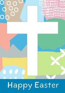 Contemporary Cross II