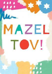 Mazel Tov Celebration