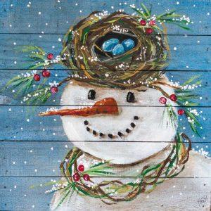 Snowman III