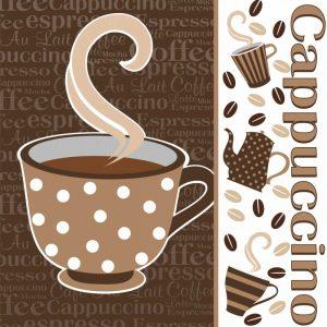Cafe Au Lait Cocoa Latte IV