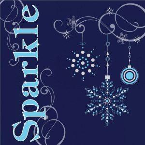 Winter Sparkle I