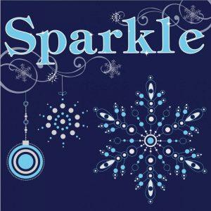 Winter Sparkle IX