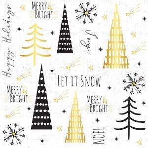 Let It Snow Collage