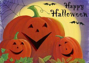 Happy Halloween Lanterns