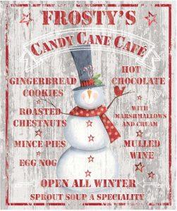 Frostys Candy Cane Cafe