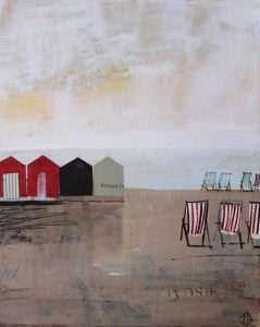 Beach Abstract III