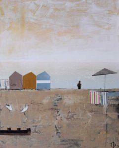 Beach Abstract V
