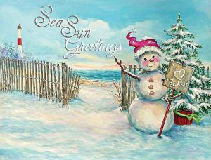 Sea Sun Greetings