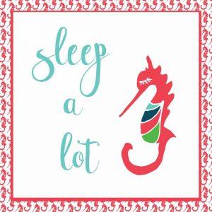 Sleep Seahorse