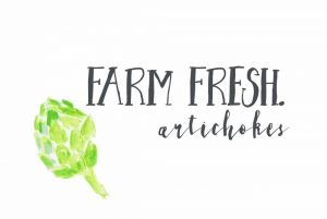 Farm Fresh Artichokes II
