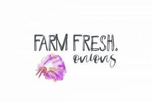 Farm Fresh Onions