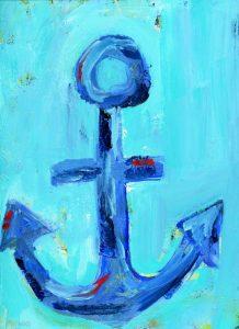 Boys Nautical Anchor