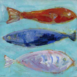 Boys Nautical Fish