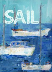 Boys Nautical Boats Sail