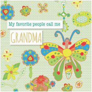 Favorite People Grandma