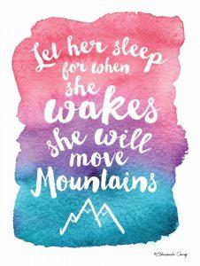 Let Her Sleep II