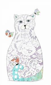 Lace Cat