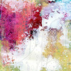 Rainbow Abstract