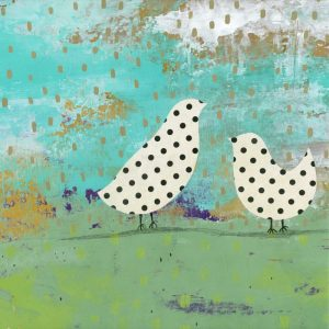 Polka Dot Birds