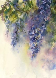 Purple Floral Fun