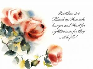 Roses w/ a Verse