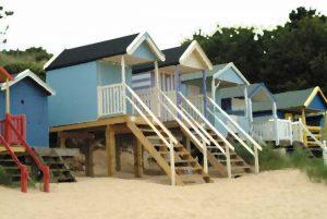 Beach Hut III