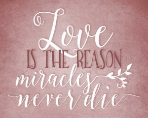 Love is the Reason