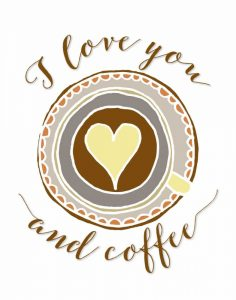 I Love You and Coffee