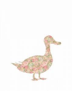 Floral Duck