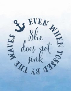 She Does Not Sink