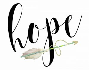 Hope with Arrow