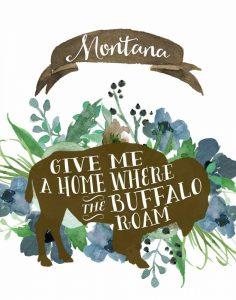 Montana Blue Buffalo