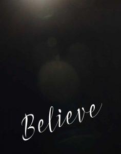 Believe Bokeh