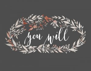 You Will Wreath